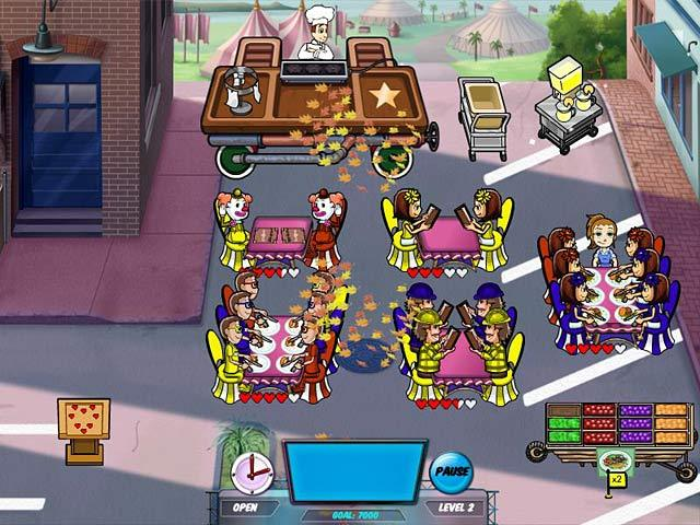 Diner Dash Video Game