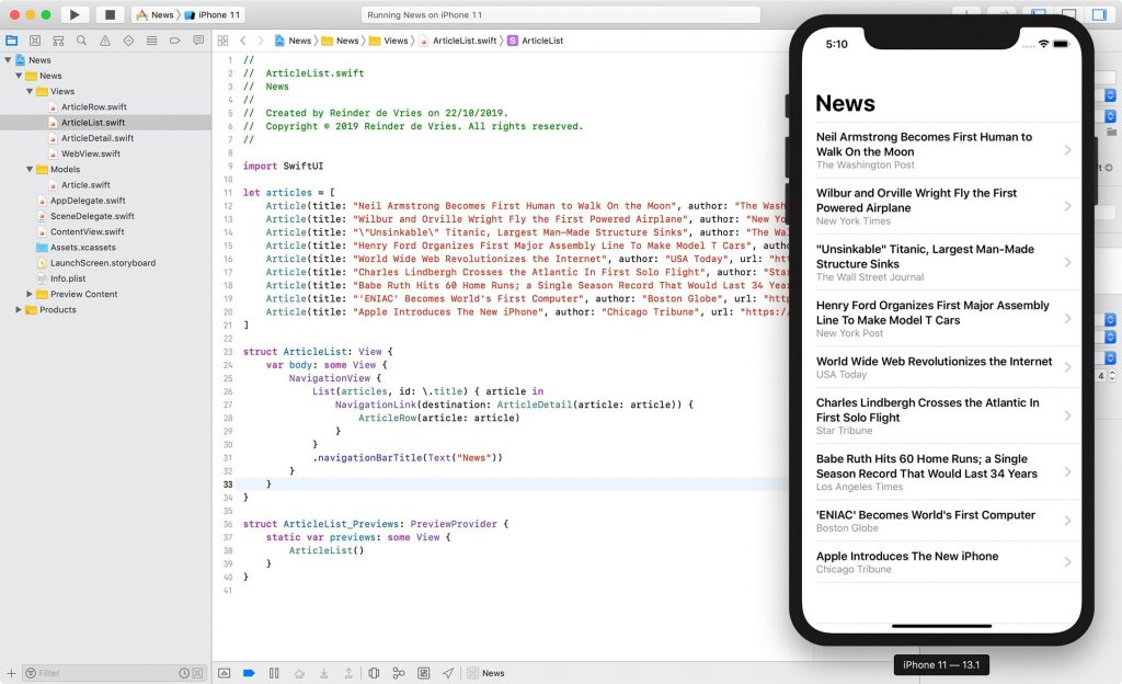 Top iOS Based Apps Constructed With Quick Programming