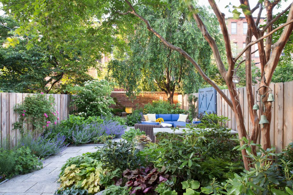 How to provide a Private Oasis for your lawn