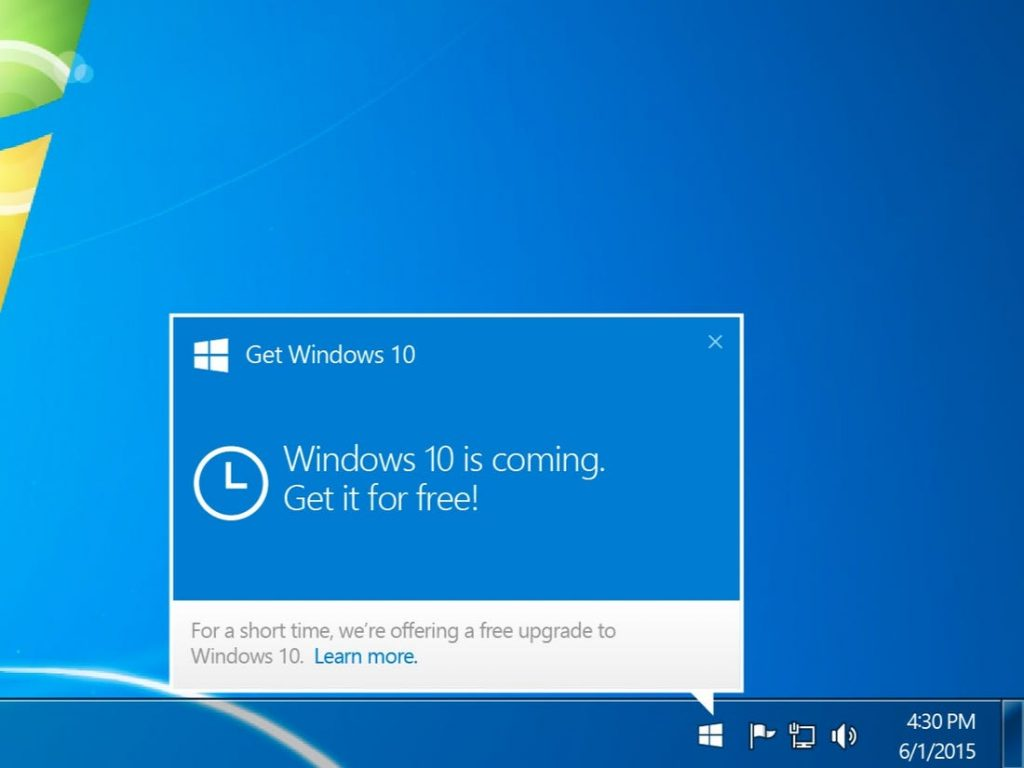 Upgrading to Windows 10- My Experience