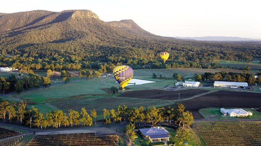 Australia's Hunter Valley