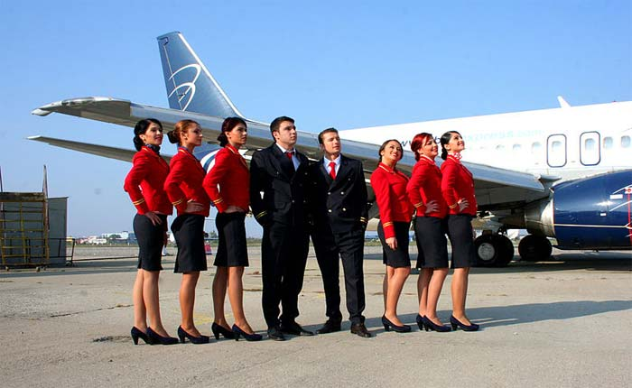 Flight Attendant Job Opening
